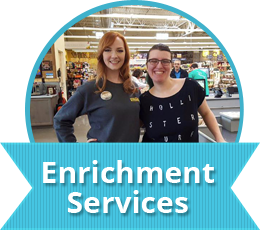 enrichment services