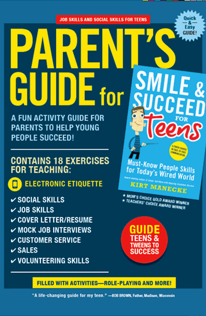 smile & succeed for teens parents guide