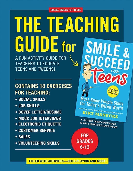smile & succeed for teens teaching guide